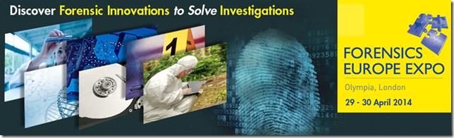 forensicseuropeexpo