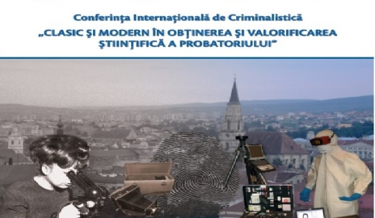 cluj police conference